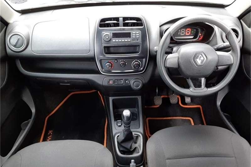 Used 2019 Renault Kwid KWID 1.0 EXPRESSION 5DR