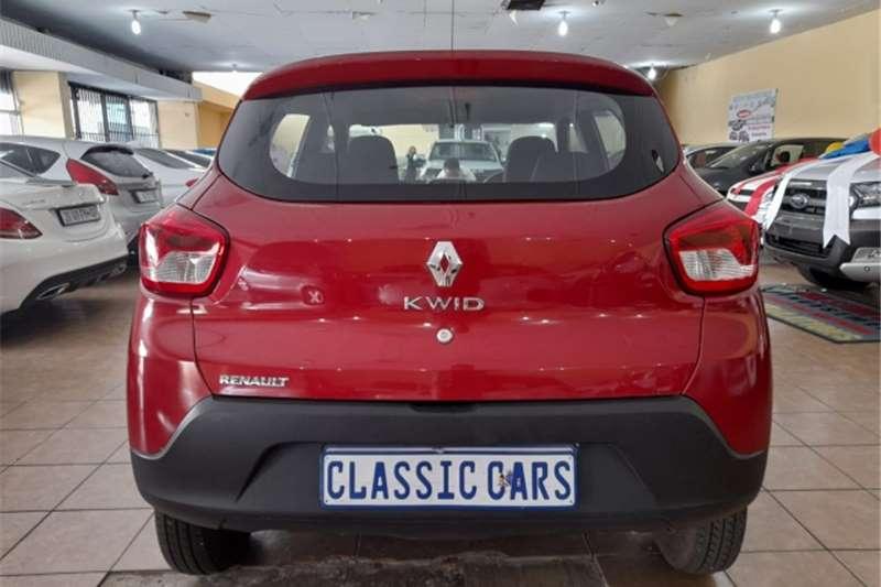 Used 2018 Renault Kwid