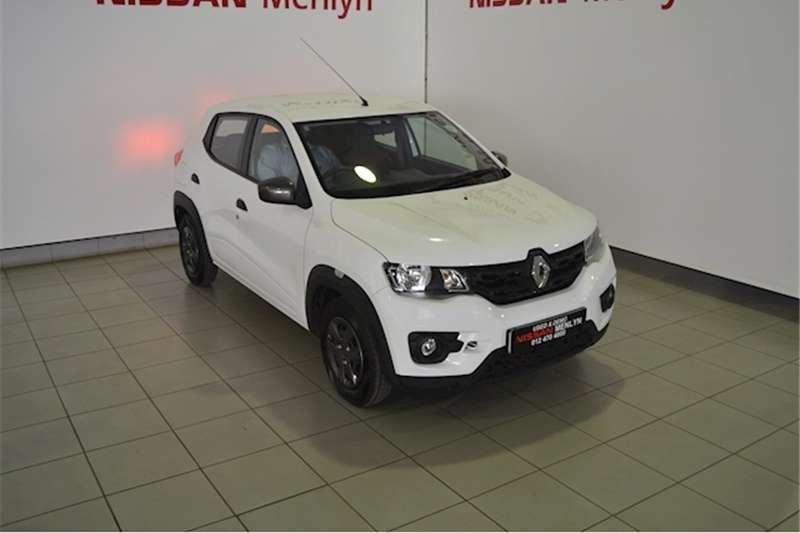 2018 Renault Kwid 1.0 Expression