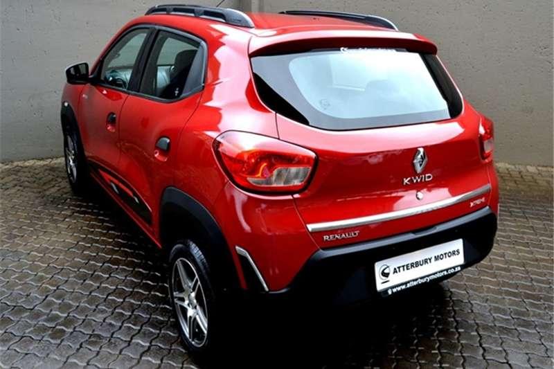 2017 Renault Kwid KWID 1.0 XTREME LIMITED ED 5DR