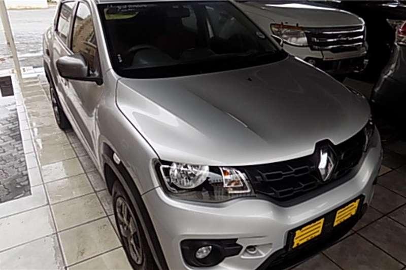 2017 Renault Kwid 1.0 Dynamique