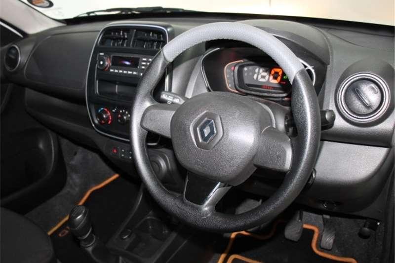 2017 Renault Kwid KWID 1.0 EXPRESSION 5DR
