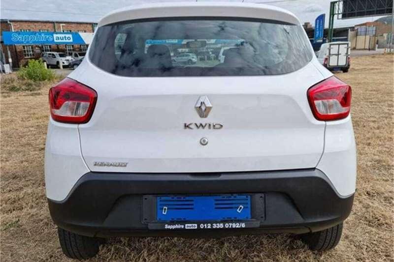2017 Renault Kwid