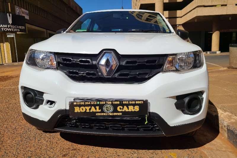 2018 Renault Kwid