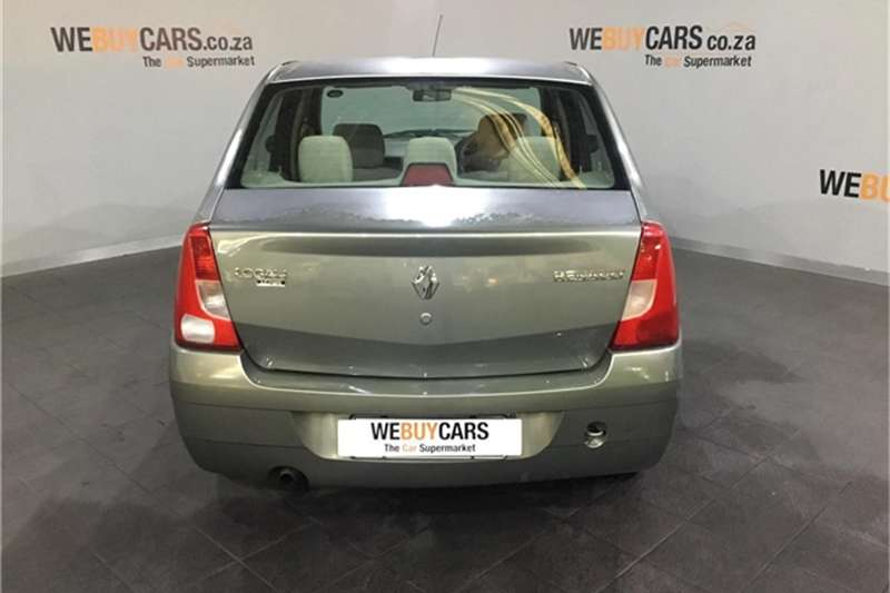 Renault Logan 1.6 Expression 2009
