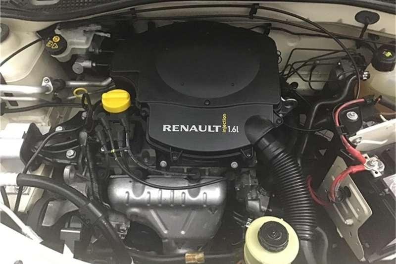 Renault Logan 1.6 Expression 2010