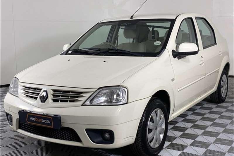 Used 2010 Renault Logan 1.6 Expression