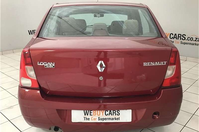 2009 Renault Logan 1.6 Expression