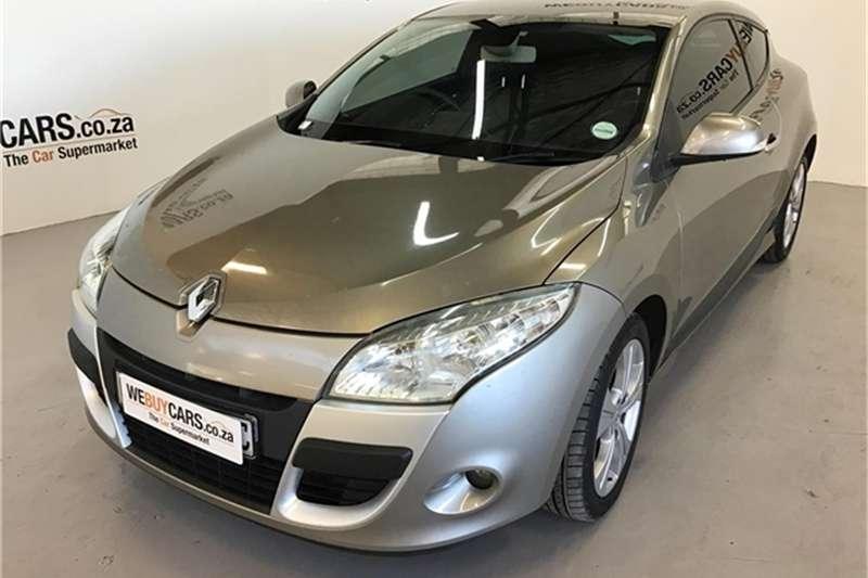 Renault Mégane 1.4TCe Dynamique 2011
