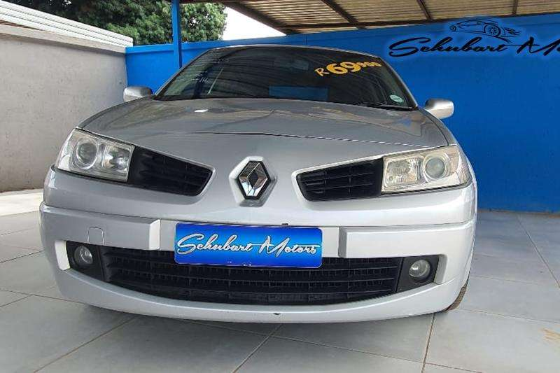 Renault Mégane 1.6 5 door Shake It! 2008