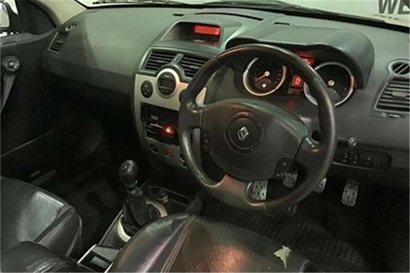 Renault Mégane 1.9dCi Coupé-Cabriolet Dynamique 2006