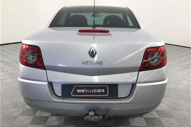 Renault Mégane 1.9dCi Coupé-Cabriolet Dynamique 2008