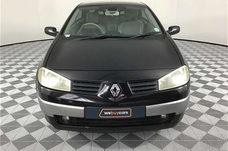 Renault Mégane 2.0 Coupé-Cabriolet Dynamique 2006