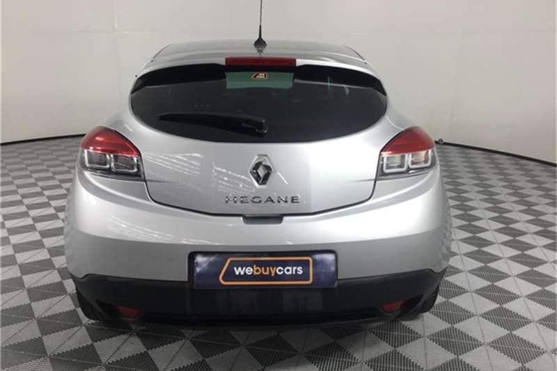 Renault Mégane coupé 1.6 Dynamique 2010