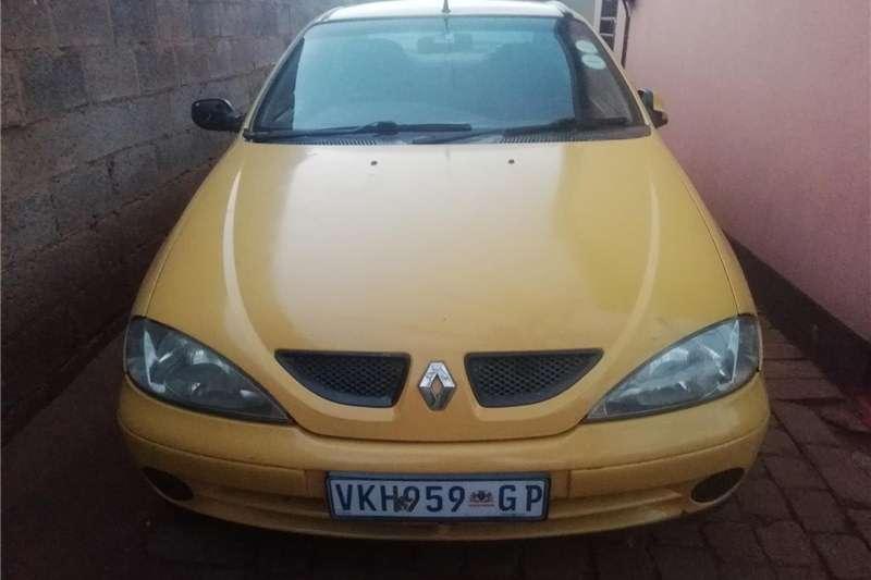 Renault Mégane Coupé 2000