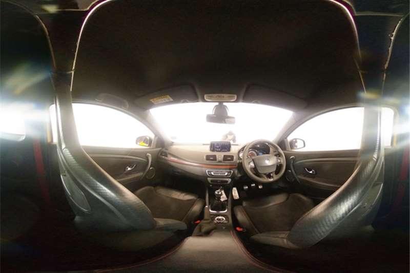 2016 Renault Mégane coupé RS 265 Red Bull Racing RB7