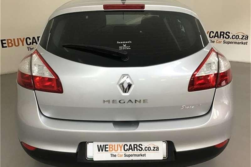 2012 Renault Mégane 1.6 Shake It!