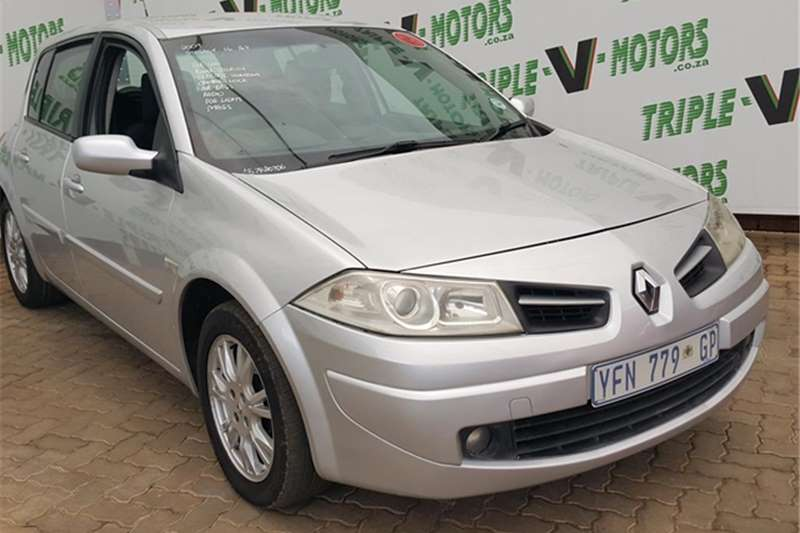 2009 Renault Mégane 1.6 5 door Shake It!