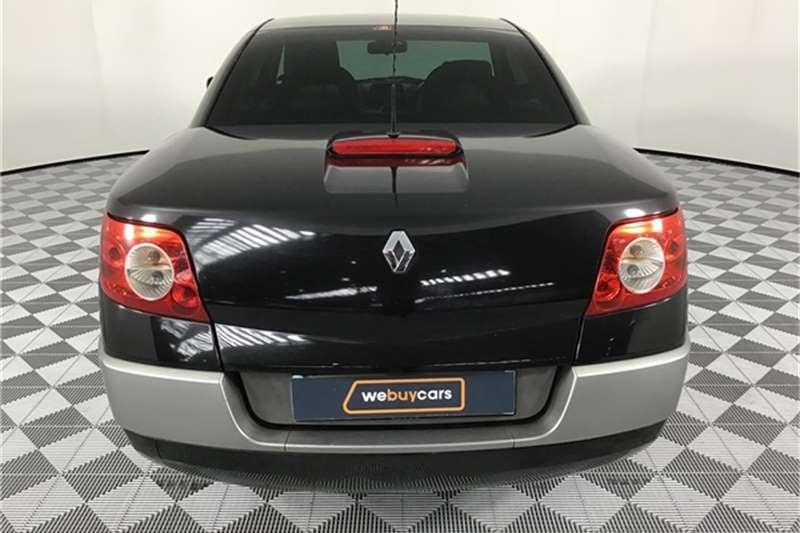 2006 Renault Mégane 2.0 Coupé Cabriolet Dynamique