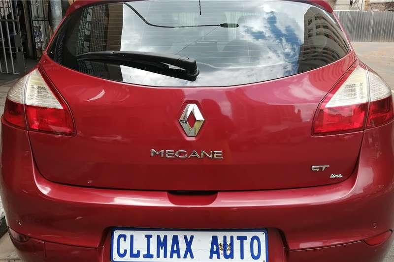 Renault Megane 1.4TCe GT Line 2013