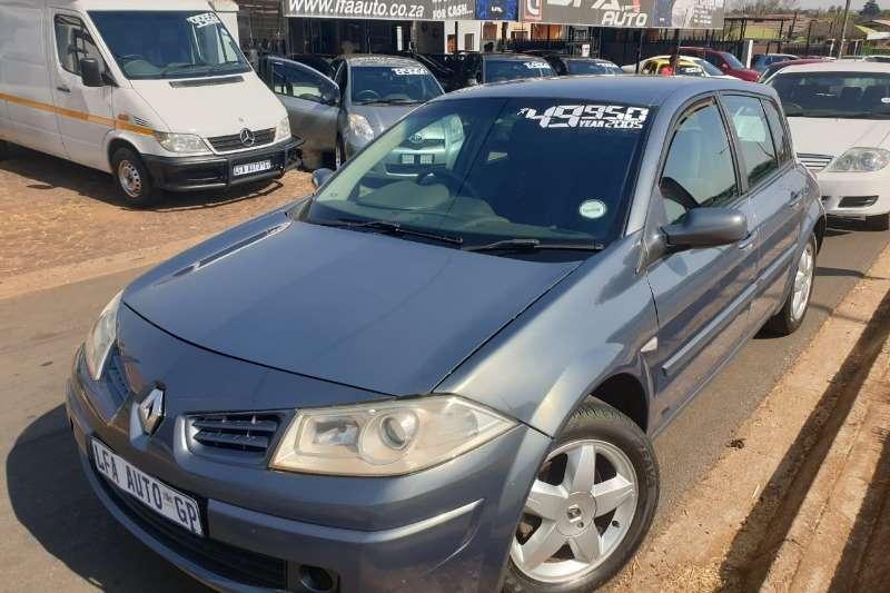 Renault Megane 1.6 Dynamique 2005