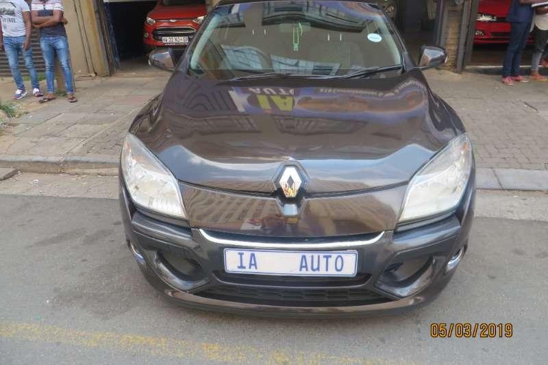 Renault Megane 1.6 Dynamique 2012
