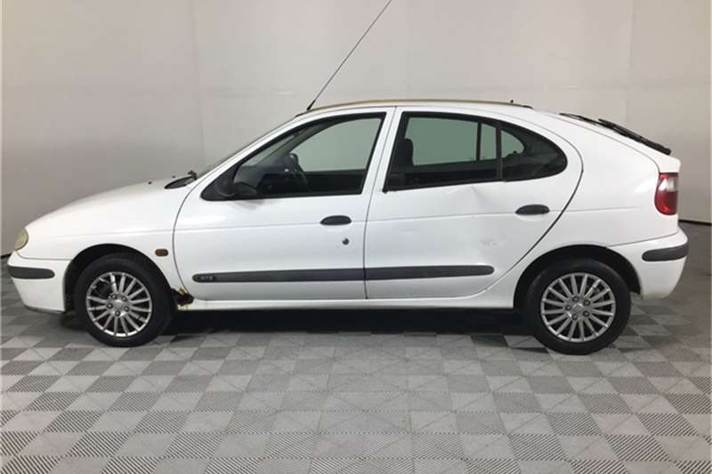Used 2000 Renault Megane