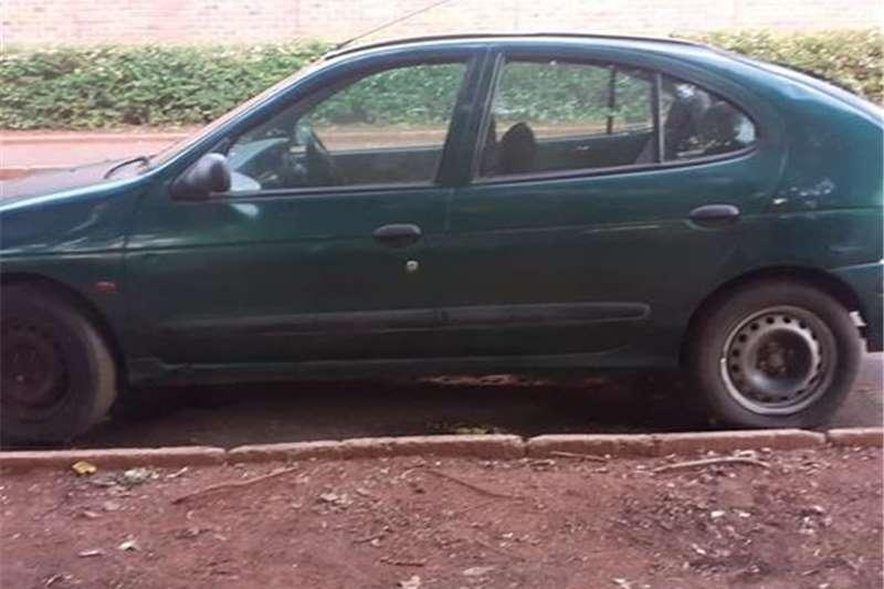 Used 2002 Renault Megane