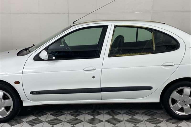 2002 Renault Megane