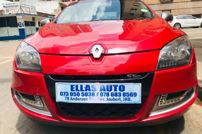 Renault Megane Coupe 1.4TCe GT Line 2012
