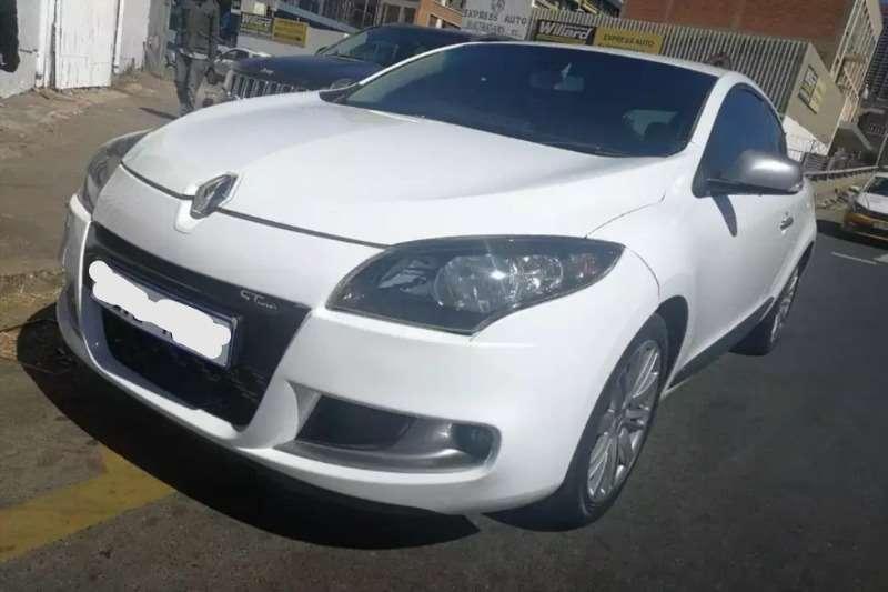 Renault Megane Coupe 1.4TCe GT Line 2012