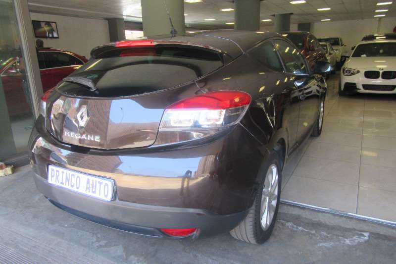 Renault Megane Coupe 1.6 Expression 2012