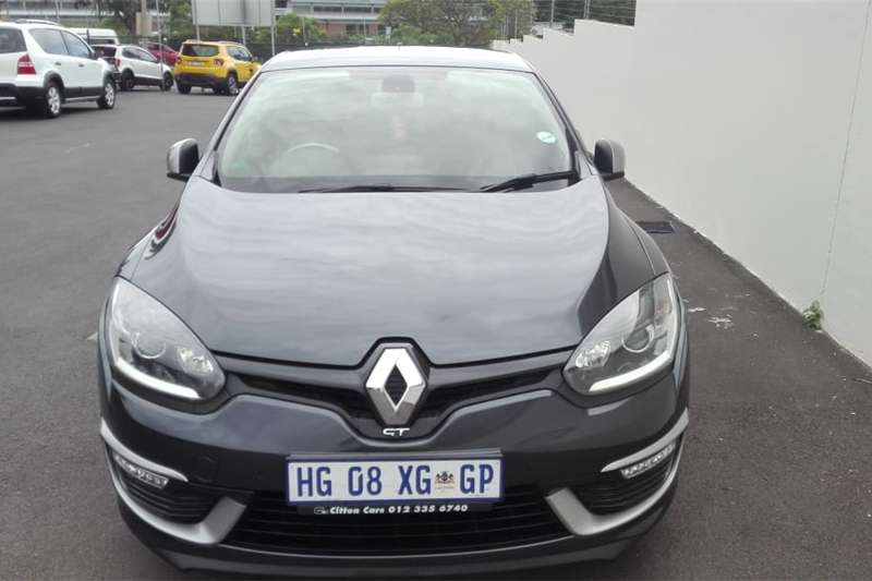 Renault Megane coupe 162kW turbo GT 2015