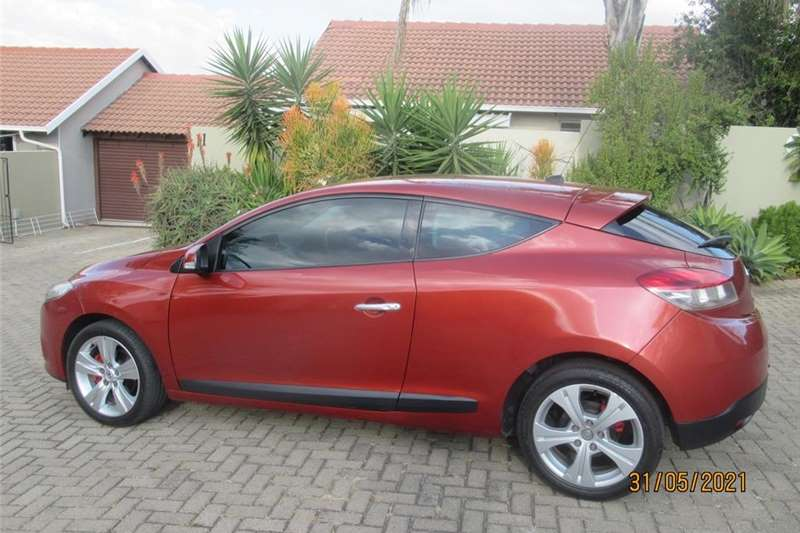 Used 2010 Renault Megane Coupe