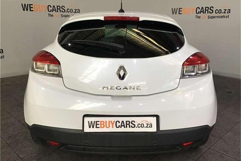 Renault Megane coupe 81kW Dynamique 2016