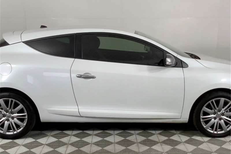 Used 2014 Renault Megane coupe 97kW turbo GT Line