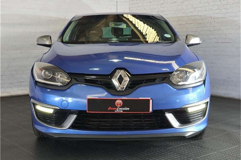 Renault Megane coupe 97kW turbo GT Line 2015