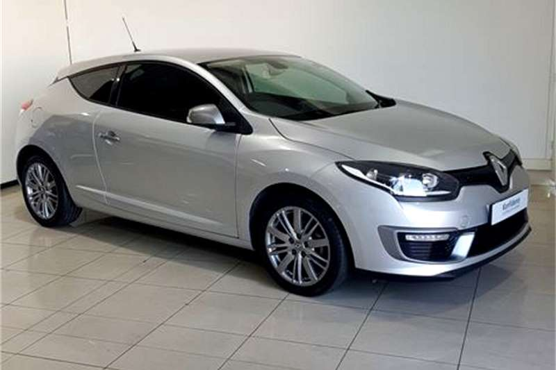Renault Megane coupe 97kW turbo GT Line 2016