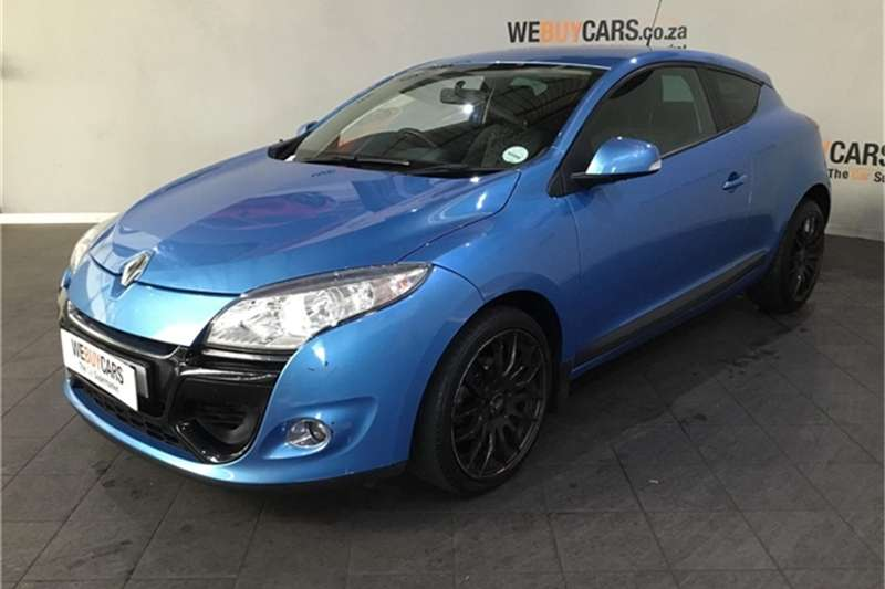 2013 Renault Megane Coupe Megane coupe 1.6 Expression