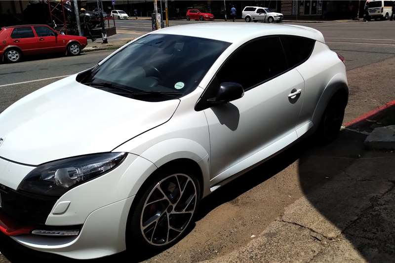 Renault Megane Coupe Megane RS Cup 265 2015
