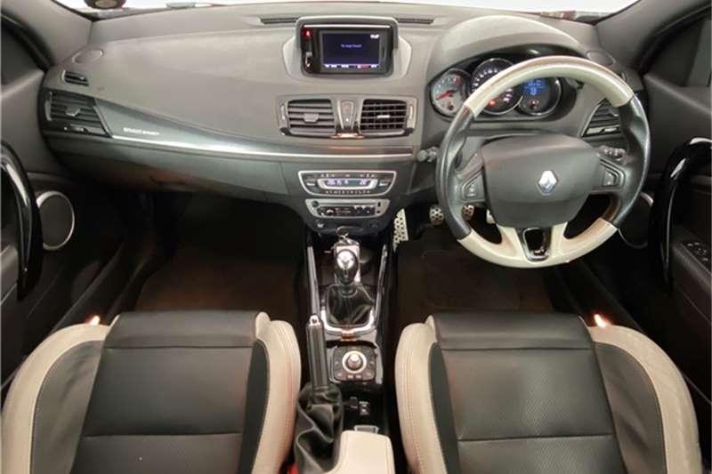 2013 Renault Megane Coupe Megane RS Sport 265
