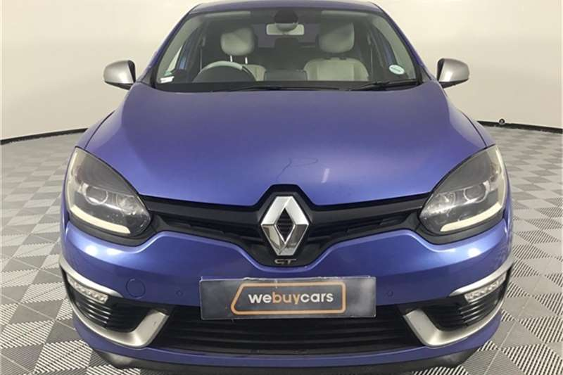 Renault Megane hatch 162kW turbo GT 2014