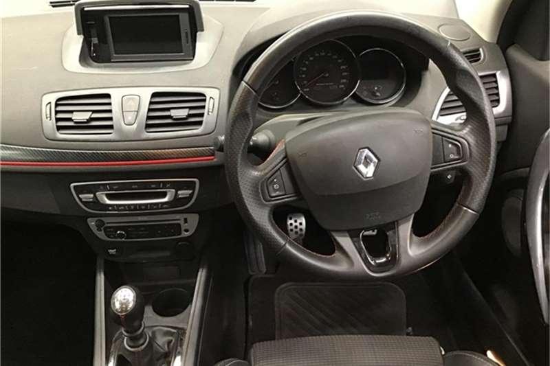 Renault Megane hatch 162kW turbo GT 2015