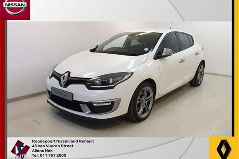 Renault Megane hatch 162kW turbo GT 2016