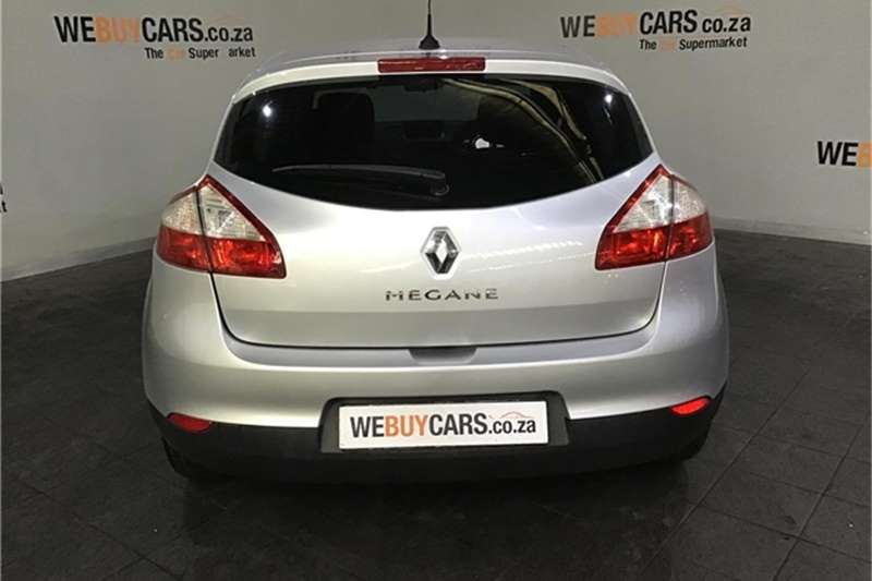 Renault Megane hatch 81kW Dynamique 2014