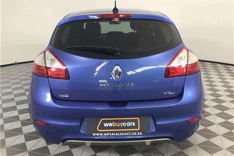 Renault Megane hatch 97kW turbo GT Line 2015