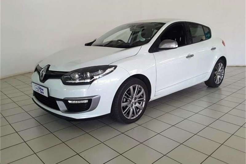 Renault Megane hatch 97kW turbo GT Line 2016