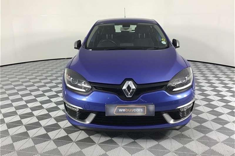 Renault Megane hatch 97kW turbo GT Line 2016
