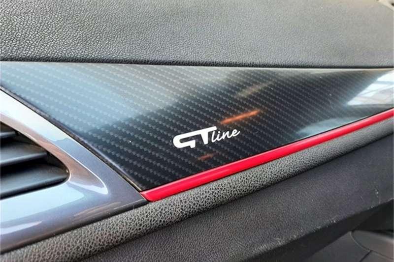2016 Renault Megane Megane hatch 97kW turbo GT Line