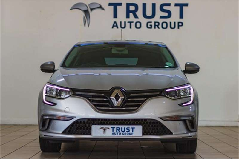 Renault Megane hatch 97kW turbo GT Line 2018